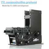 TTL communication protocol parking lots automatic card dispenser
