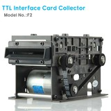 2016 new improval driving wheel motor card colector RS323 and TTL interface automatic smart card colector