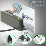90mm usb credit card reader