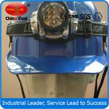 V-Shape miner's lampSafety Helmet
