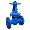 DIN 3352 F5 Metal Seated Cast Iron Gate Valve