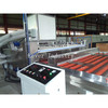 Horizontal Rollers Glass Washing and Drying Machine width 2500mm