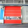 Rapid roller up door automatic high speed doors for workshop