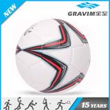 Custom five-pointed star printing soccer ball