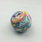 PVC leather +cork&rubber center baseball