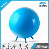 Hexagon standing yoga ball to protect baby super bearing explosion-proof yoga ball