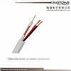 RG59 Micro CCTV Coaxial Cable 95% CCA Braiding CCA Siamese Cable