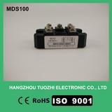 Three phase bridge rectifier module 100a 1600v MDS100-16