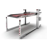 Double column Simple lifting parking equipment  PJS-SZ2-HT