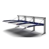 Rear column simple lifting parking eqiupment  PJS-HX2-HT