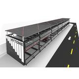 3 Layers lifting and shogging parking eqiupment PSH13-HT
