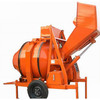New design electric reversible drum concrete mixer on sale with competitive price