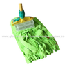 Microfiber Wet String Mop with Plastic Clamp Mop, Quickie Home-pro Premium