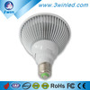 Ebay Best Selling E27 12 LED 1watt Diodes LED Grow Light 36W for Greenhouses Hydroponics Vertical Planting