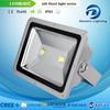 LED Flood Light Outdoor Yard Garden Square Security Aluminum Lamp Sensor High Power Projector Light
