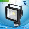 LED Flood Light Lamp Outdoor Garden Slim Waterproof Aluminum RGB Color Changing Alloy Light IP65 110-265V
