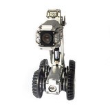 underwater robot S100 with sewer pipe inspection camera for DN 100-600 lateral launch