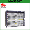 Huawei MA5680T Large Capacity GPON/EPON OLT Equipment with DC Power Supply