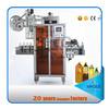 Labeler Machine for Beverage Pet Bottles Adhesive Labeler for Round Bottles