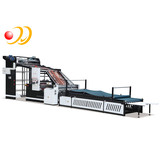 YB-1307G High Efficient Industrial Flute Laminating Machine