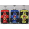 3D Cars plex shaped School kids bags with wheels luggage Kids trolley school bag