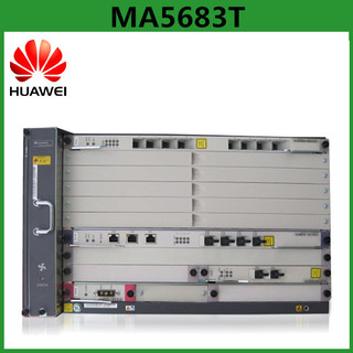 Huawei Ma5683t 16 Ports Gpon/epon/gepon Olt With Class B+or