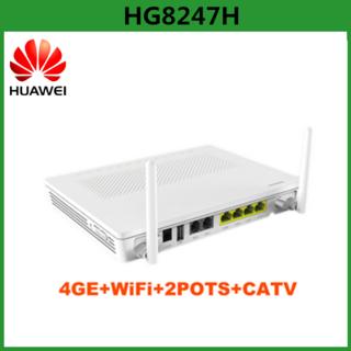 Huawei Fiber Optical Modem Hg8247h 2pots+4ge+catv+wifi+usb