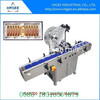 HBY 50 Semi automatic Round Bottle Labeling Machine(2 labelS)  beer glass labeling machine double sided label labeling machine