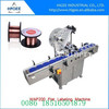 HAY 300 High Speed Round Bottle labeling machine double sided label labeling machineplastic bag labeling machine