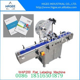 HIGH QUALITY HAS 3500 double sides labeling machine semi automatic labeling machine	juice labeling machine