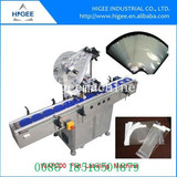 Hot sale HAP 200 Horizontal Flat Surface labeling machine bottle filling capping and labeling machine	juice bottle labelling machine