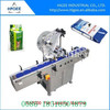 HAW600 Horizontal Small Round Bottle labeling machine filling capping and labeling machinejar labeling machine