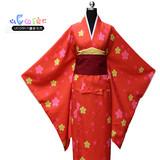 japan hot sext girl photo kimono Ichimatsu Kohina simple kimono cosplay costumes for girl