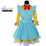 Anime Card captor sakura cosplay Custom sexy maid outfit maid service suits cosplay costumes