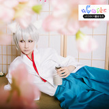 japanese Anime cosplay costumes angel Tomoe cute cosplay costumes for men