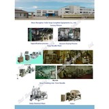 complete laundry soap finishing line