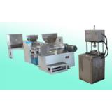 150kg/h soap production line machine