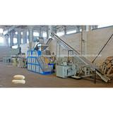 La máquina para la fabricación de jabón fuerte de descontaminación de lavandería 3000kghora