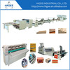 Semi-auto type laminator for corrugated box making