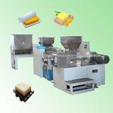 La máquina para la fabricación de jabón cosmetología alta velocidad150kg-hora