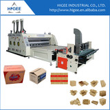 carton package manufacturing and pizza box machine for sale