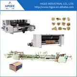 automatic feeding rotary and die cutting machine
