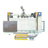 High speed automatic carton stapler