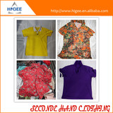 Wholesale free mixed China summer fashion used clothes