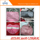 Used hand bags from China