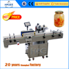 Automatic double side labeling machine aerosol can