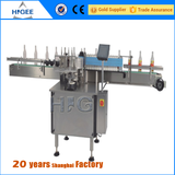 Paste and cold glue labeling machine