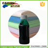 Eco-friendly textile dyeing pigment color paste