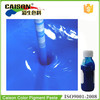 Water-based paints coloring pigment dispersion
