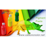Caison brand water based fluorescent pigment paste